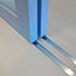 Individual Recessed Floor Alignment Guide Side View