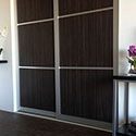 Wood Room Dividers Right View